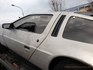 DeLorean DMC-12 autofanspot.pl