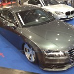 audi AMI LIPSK air ride a7