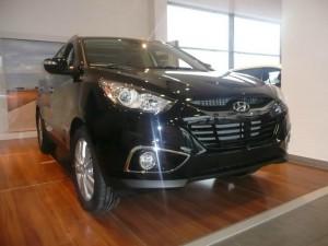 Hyundai MAGO Piła ix35 autofanspot.pl