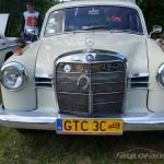 IV Zlot weteranów szos Starogard Gdański 2013 Mercedes Benz