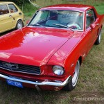 IV Zlot weteranów szos Starogard Gdański 2013 Ford Mustang