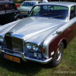 IV Zlot weteranów szos Starogard Gdański 2013 Bentley
