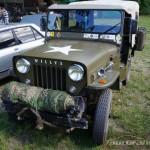 IV Zlot weteranów szos Starogard Gdański 2013 Jeep Willys