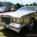IV Zlot weteranów szos Starogard Gdański 2013 Cadillac