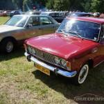 IV Zlot weteranów szos Starogard Gdański 2013 Fiat 125p