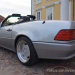 Mercedes Benz R129 SL foto autofanspot.pl  forum modelu