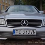 Mercedes Benz R129 SL foto autofanspot.pl  klasyk