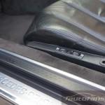 Mercedes Benz R129 SL foto autofanspot.pl  regulacja fotela