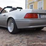 Mercedes Benz SL320 R129 pewny klasyk