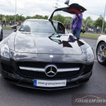 gran turismo polonia poznan 2013 autofanspot.pl  Mercedes Bens SLS