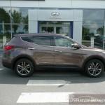 Nowy Hyundai Santa Fe MAGO autofanspot.pl bok
