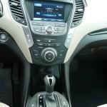 Nowy Hyundai Santa Fe MAGO autofanspot.pl kokpit