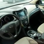 Nowy Hyundai Santa Fe MAGO autofanspot.pl multifunkcyjna kierownica