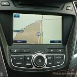 Nowy Hyundai Santa Fe MAGO autofanspot.pl nawigacja