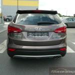 Nowy Hyundai Santa Fe MAGO autofanspot.pl tył
