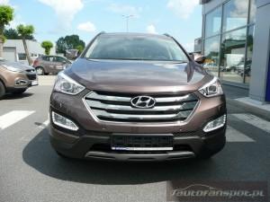 Nowy Hyundai Santa Fe MAGO autofanspot.pl
