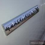Touareg edition X autofanspot.pl emblemat
