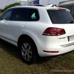 Touareg edition X autofanspot.pl relingi