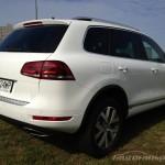 Touareg edition X autofanspot.pl tył