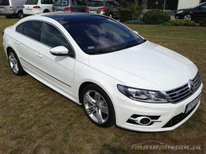 Volkswagen CC R-line autofanspot.pl  2.0TSI DSG panoramiczny dach
