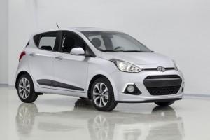 Nowy Hyundai i10 materiały prasowe Hyundai Motor Poland / Mago Piła