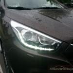Nowy Hyundai ix35 2013 pierwsze zdjęcia Mago Piła foto autofanspot.pl  nowe LED
