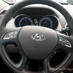 Nowy Hyundai ix35 2013 pierwsze zdjęcia Mago Piła foto autofanspot.pl  kierownica