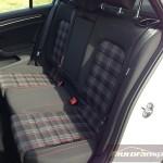 Volkswagen Golf GTI  A7 2.0TSI 230KM autofanspot.pl Performance tapicerka CLARK