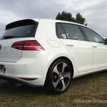 Volkswagen Golf GTI  A7 2.0TSI 230KM autofanspot.pl Performance tył