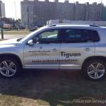 Volkswagen Tiguan Rline autofanspot.pl  bok Mallory
