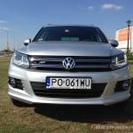 Volkswagen Tiguan Rline autofanspot.pl  grill rline
