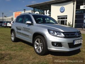 Volkswagen Tiguan Rline autofanspot.pl  rline progi