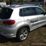 Volkswagen Tiguan Rline autofanspot.pl  zderzak rline tył