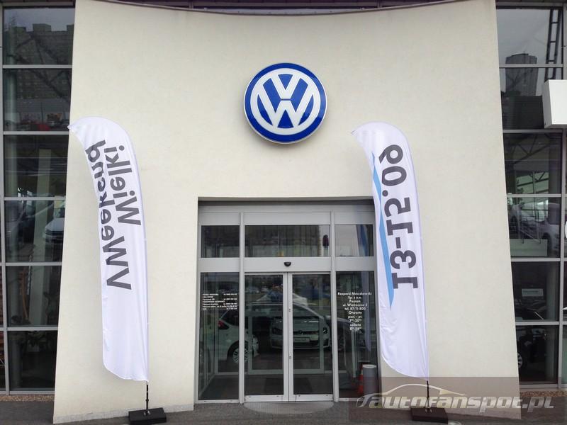 Wielki VWeekend 13-15.09.2013r. autofanspot.pl
