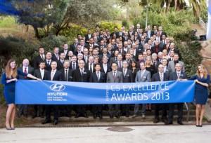 Europejska Nagroda Jakości Hyundai - Mago Piła najlepszy dealer Hyundai w Europie