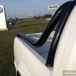 VW AMAROK Canyon autofanspot.pl czarne orurowanie paki pickup