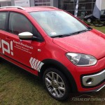 VW Up! CROSS foto autofanspot.pl