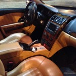 Maserati Quattroporte V 4.2 V8 Pinifarina GT sport autofanspot.pl deska rozdzielcza foto