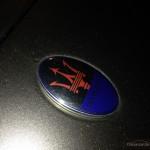 Maserati Quattroporte V 4.2 V8 Pinifarina GT sport autofanspot.pl emblemat foto