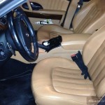 Maserati Quattroporte V 4.2 V8 Pinifarina GT sport autofanspot.pl interior foto