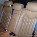 Maserati Quattroporte V 4.2 V8 Pinifarina GT sport autofanspot.pl kanapa tył foto