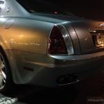 Maserati Quattroporte V 4.2 V8 Pinifarina GT sport autofanspot.pl końcówki wydechu foto