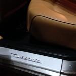 Maserati Quattroporte V 4.2 V8 Pinifarina GT sport autofanspot.pl nakładki progowe  foto