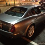Maserati Quattroporte V 4.2 V8 Pinifarina GT sport autofanspot.pl prawa strona foto