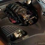 Maserati Quattroporte V 4.2 V8 Pinifarina GT sport autofanspot.pl silnik foto