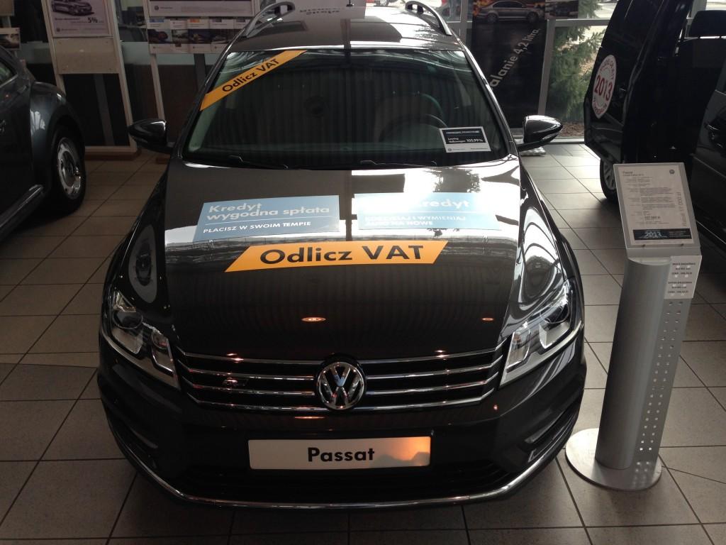 Dni Biznesu w Salonach Volkswagena 17-22.03.2014