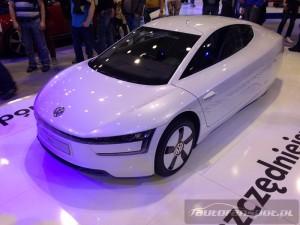 Volkswagen XL1 Poznań Motor Show 2014 autofanspot.pl foto