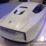 Volkswagen XL1 Poznań Motor Show 2014 autofanspot.pl zdjęcia