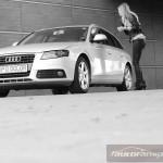 Audi A4 Avant 2.0TDI Multitronic autofanspot.pl Foto front