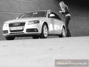 Test Audi A4 Avant 2.0TDI Multitronic autofanspot.pl Foto